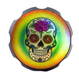 Rainbow Skull Grinder